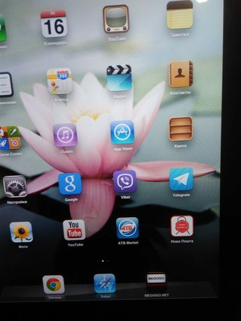 Планшет Apple iPad 64Gb WiFi+3G