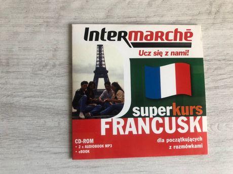 LINGO CD Francuski początkujący z rozmówkami kurs językowy