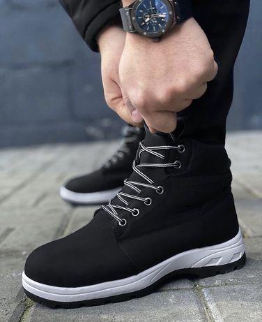 Распродажа Зимние Мужские Ботинки на меху (41-46 размер)