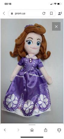 Кукла дисней мягкая « принцесса софия»