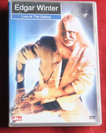 Edgar Winter*Live At The Galaxy/DVD