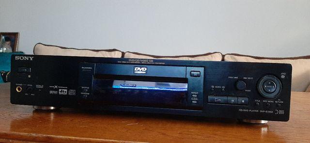 Dvd sony dvp -5725d używane, uszkodzony laser