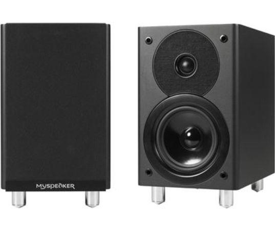 Colunas Bluetooth hi-fi amplificadas 2 x 90W 4ohm