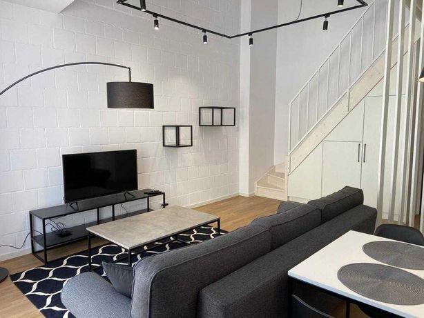 Wynajmę dwupoziomowy apartament w centrum Częstochowy