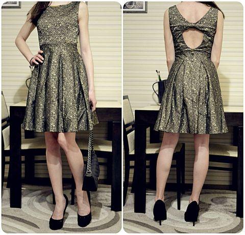 Нарядное вечернее платье от reserved