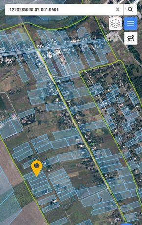 Продам  земельный участок в с. Орловшина