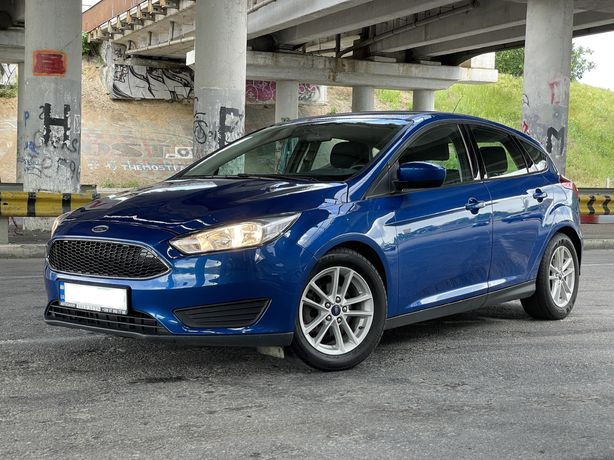 Ford Focus чистый 2018 Торг