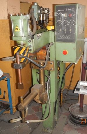 zgrzewarka– 25 kw – pneumatyczna sterowanie as - 413
