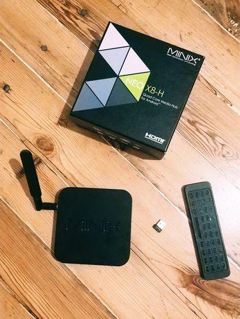 Смарт ТВ приставка Minix NEO X8-H