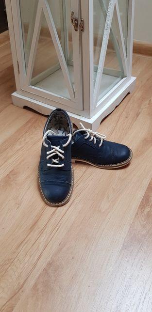 Sprzedam buciki dla chłopca granatowe, rozm. 29 H&M