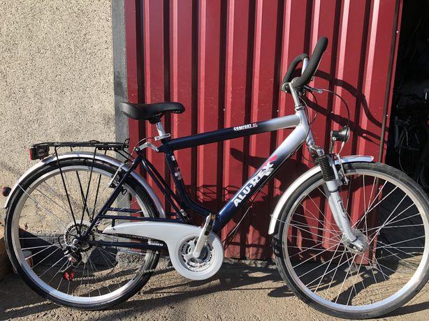 Велосипед Alu-Rex з Німеччини , 28 колеса ,алюминий,генератор,ЯК НОВИЙ