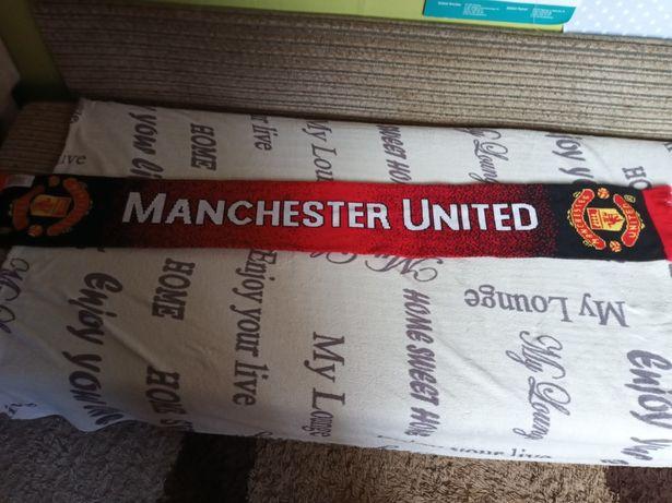 Oryginalny szalik Manchester United
