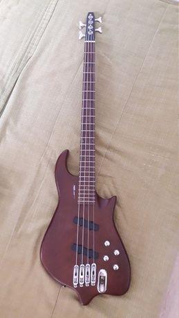 Gitara basowa (lutnicza) oryginalny wygląd!