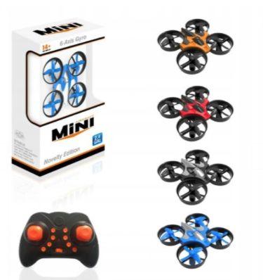 Dron mini akrobacyjny dla dzieci