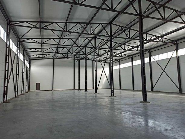 Аренда/Продажа нового утепленного склада в Белогородке