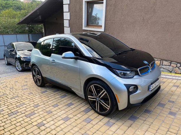 BMW I3 електроавтомобиль