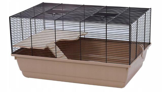 Klatka dla chomika myszki szczura gryzonia 60x40