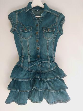 Sukienka jeansowa KappAhl 152