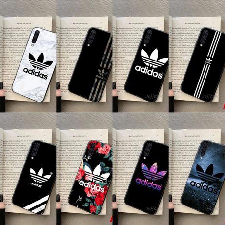 Adidas etui case Samsung Galaxy s7 s8 s9 s10 s20 Edge Plus A10 A20 A70