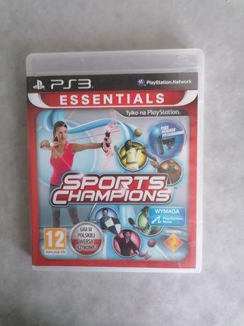Gra ps3, Sports champions pl
