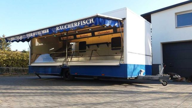 Autosklep Food truck Gastronomiczny Sklep/bar * Wynajem  *