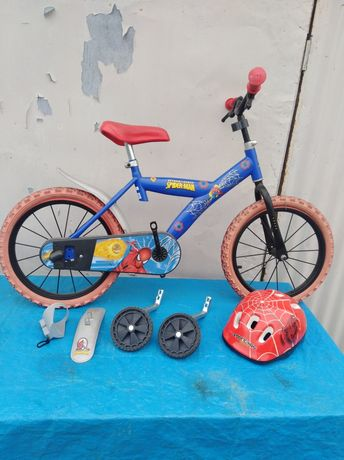 Bicicleta spider