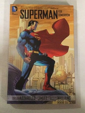Superman For Tomorrow TPB