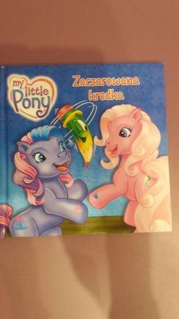 Pony kucyki książka Nowa zaczarowana kredka radom