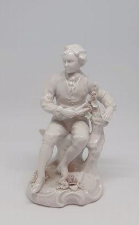 """Фарфоровая статуэтка """"Садовник"""" (Зитцендорф) Sitzendorf Porzellan."""