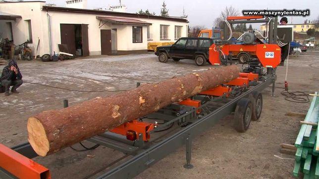 Przecieranie drewna . Trak przewozny Koszalin,Białogard,Połczyn Zdrój