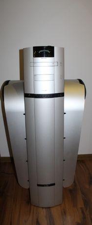 GRUNDIG SPACE Kosmiczna duża wieża fm/am CD Tape AUX pilot Głośniki