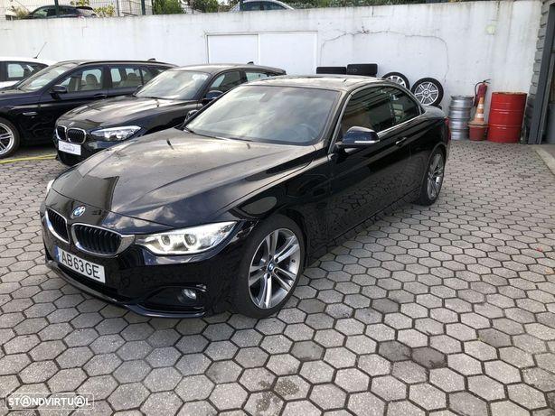 BMW 420 d Line Sport Auto