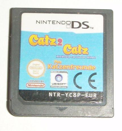 Карта игры для Nintendo DS : Catz 2.