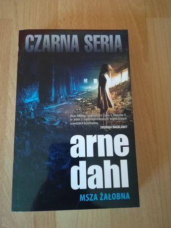 Arne Dahl 'Msza żałobna'