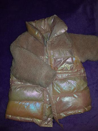 Курточка для принцесс