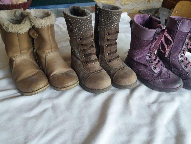 Детская обувь б/у
