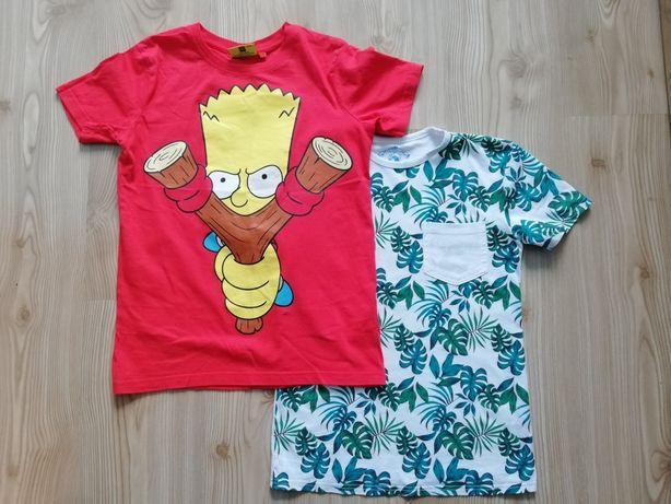 Підліткові літні футболки на хлопця в ідеальному стані