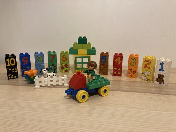 Lego Duplo 5497 pierwsze cyferki