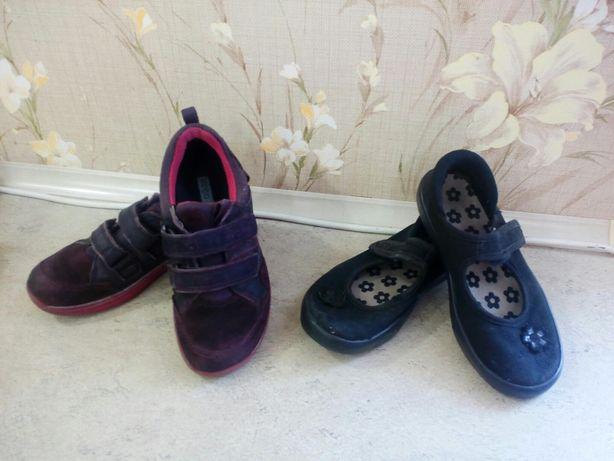 Мокасины  тапочки Clarks  р.10, наш 28, кроссовки туфли Ecco Biom р 28