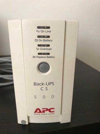 бесперебойник APC Back UP 500 VA\ 475 VA