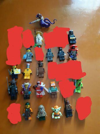 Lego Минифигурки Marvel DC Ninjago и другие