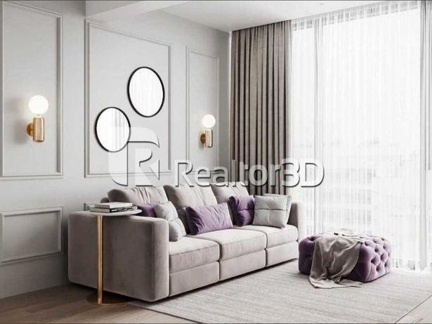 Продам видовую 2к квартиру новострой ЖК Небо, Вернадского