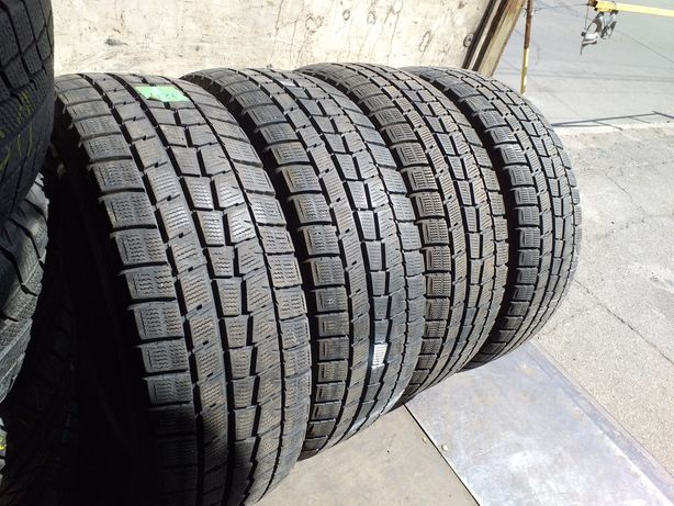 Комплект 215/60 16 Dunlop WinterMaxxWM01.14г.16г.6+мм.