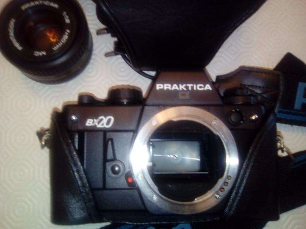 Maquina fotográfica Pratica reflex