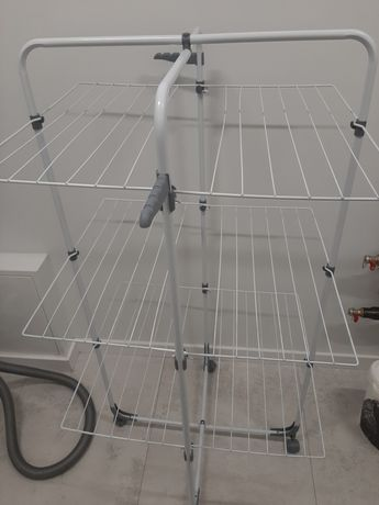 Suszarka na pranie 3-poziomowa