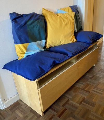 Movel TV - banco IKEA