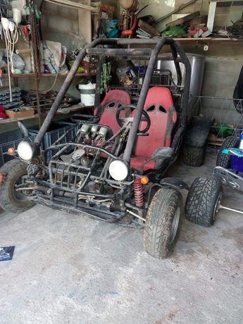 Vendo buggy com problema na caixa de velocidades