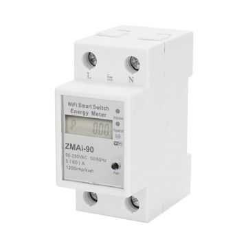 Contador de Energia c/ Ligação Internet WIFI - IOT Módulo