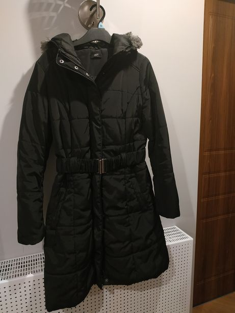 Kurtka płaszcz zimowy damski 38