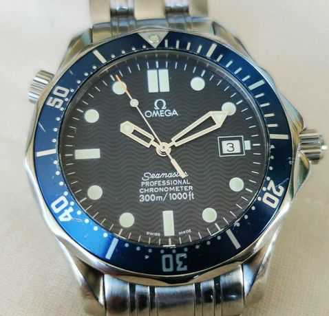 OMEGA Seamaster 300 JAMES BOND 41mm